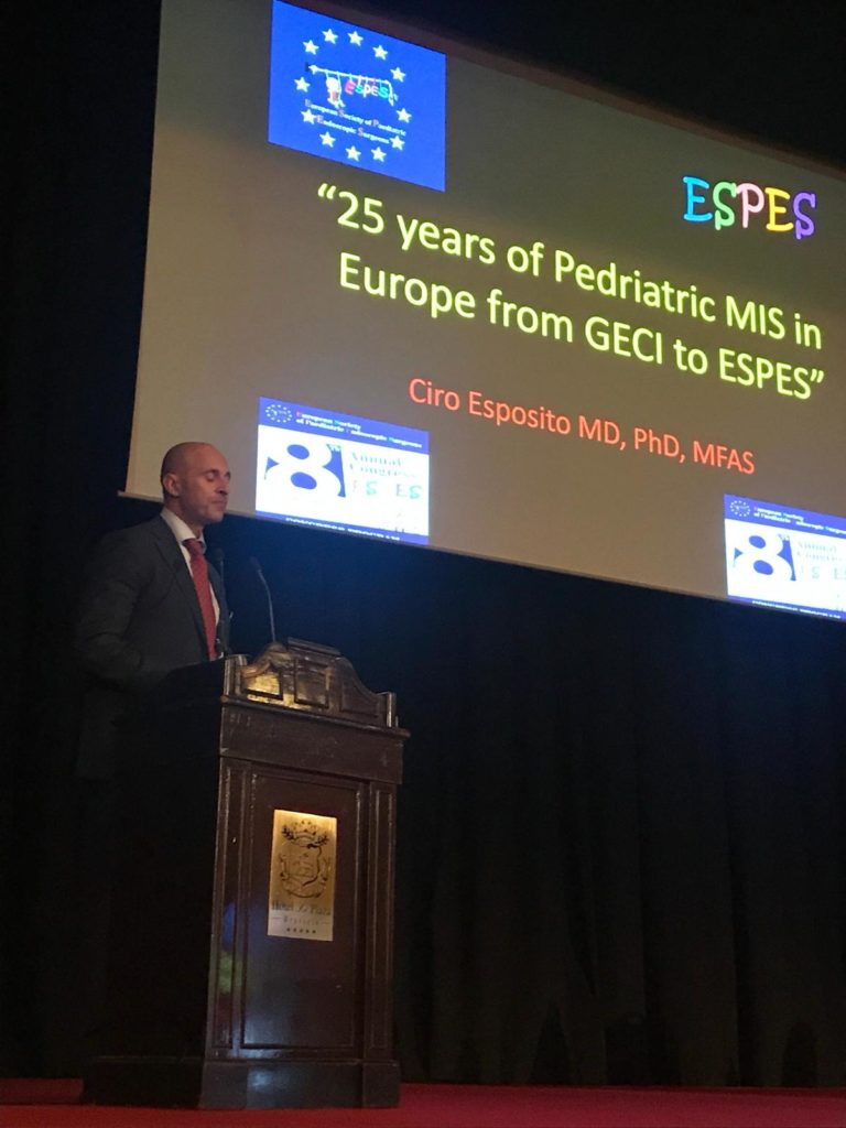ESPES Presidential Lecture Bruxelles 2018